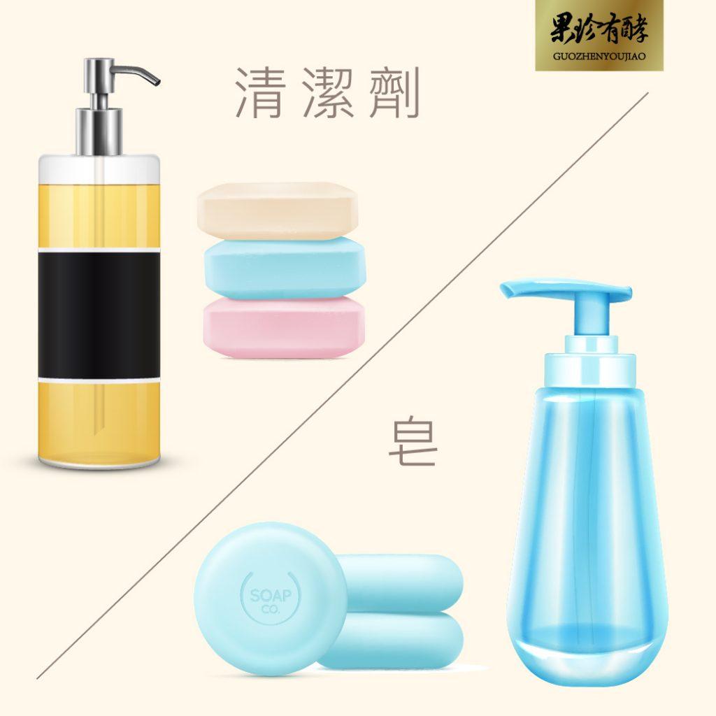 清潔劑/皂