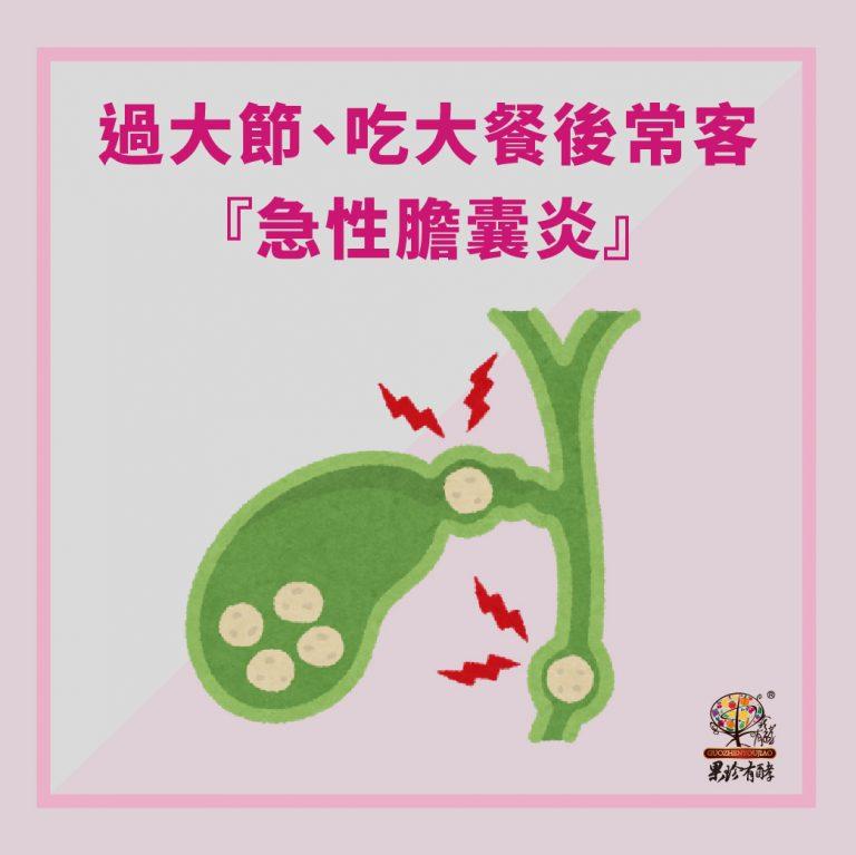 急性膽囊炎