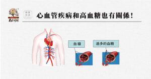 心血管疾病與高血糖